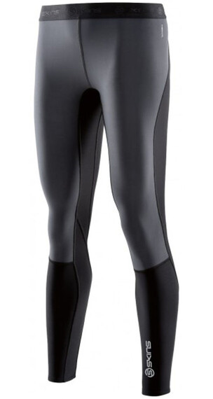Skins DNAmic Thermal Windproof Lange hardloopbroek Dames zwart